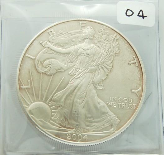 2004 Silver Eagle for sale.