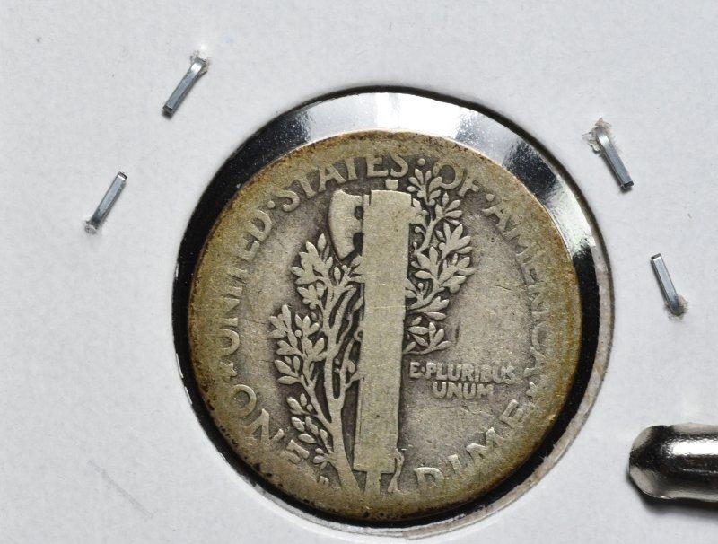 1921 D Mercury Dime G4 for sale.