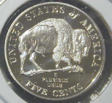 2005 S Jefferson Nickel Bison for sale.