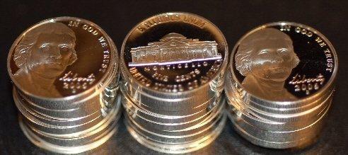2006 S Jefferson Nickel for sale.