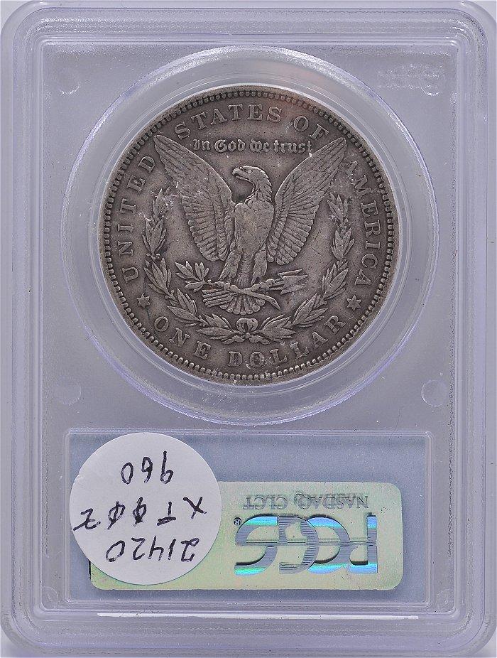 1894 Morgan Dollar PCGS VF-35 for sale.
