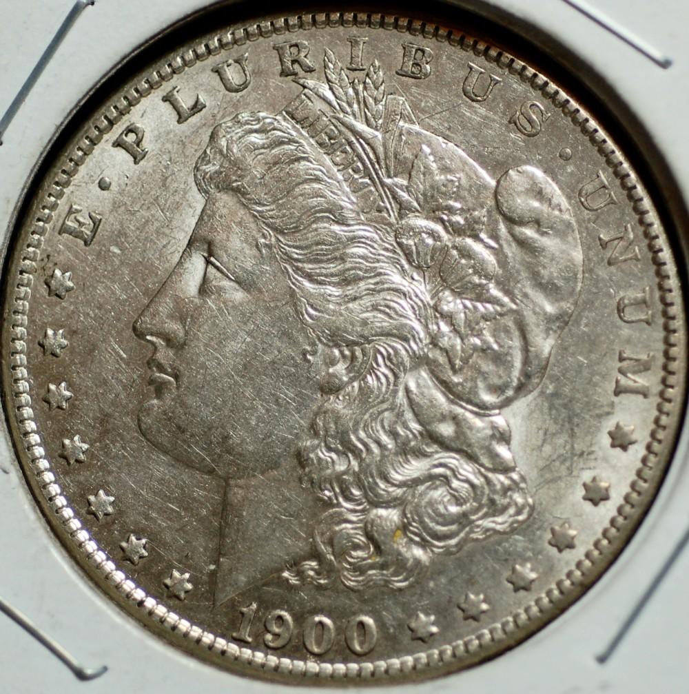 1900 S Morgan Dollar for sale.