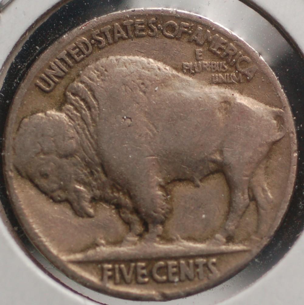 1923 Buffalo Nickel Type 2 for sale.