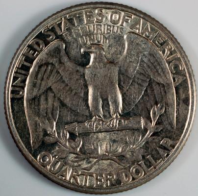 1932 Washington Quarter AU-58 for sale.