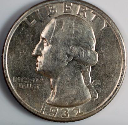 1932 Washington Quarter for sale.